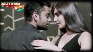 Anushka Sharma and Virat Kohli H0t KISSING