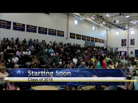2016 Graduation: Guam High School