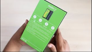 Moto G6 India Unboxing, Camera Review, Features | Hindi