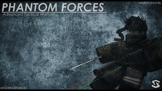 Roblox Phatom Forces 1080p 60FPS Test (Hopefully It Works).