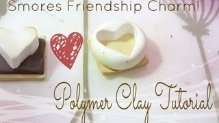 Smores Friendship Charm (Clay Story #3) Thumbnail