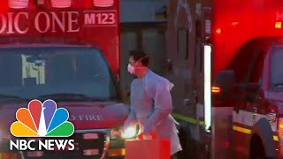 Coronavirus: U.S. Death Toll Rises As More Cases Reported | NBC Nightly News