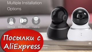 международная версия Xiaomi Yi Dome Camera 1080P: обзор и подробная инструкция по YI Home App
