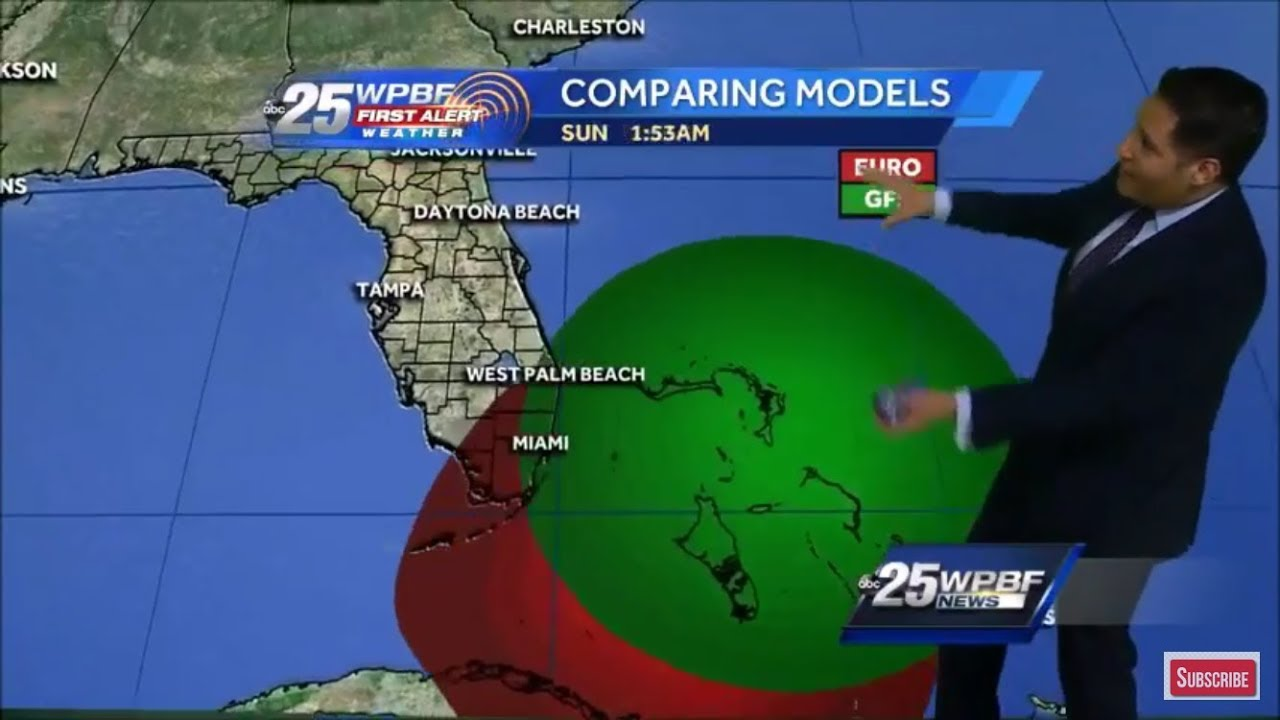 Hurricane Irma Miami Beach