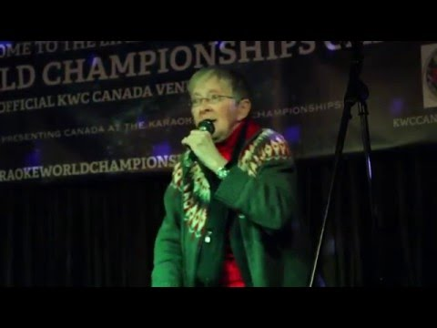 CJ: Week 1, National Karaoke Championships Qualification Rounds (Winnipeg)