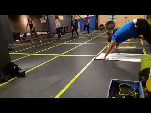 Boxe Training du matin à Culture Sports Vannes