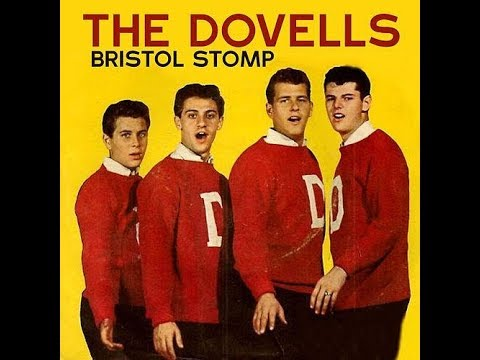 The DOVELLS - Bristol Stomp / Hully Gully Baby - Stereo Mixes