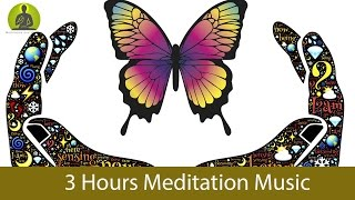 MEDITATION MUSIC FOR POSITIVE ENERGY - CLEARING SUBCONSCIOUS NEGATIVITY, RELAX MIND BODY - 1013