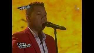 Contigo Perú - La Voz Perú  (hermosa interpretación de Luis Ángel)
