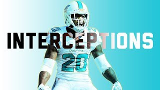 Miami Dolphins - Every Interception of 2017