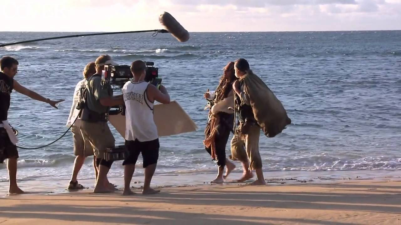 Download Behind the scenes on 'Pirates Of The Caribbean 5'