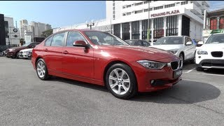 2012 BMW 320d (F30) Start-Up and Full Vehicle Tour