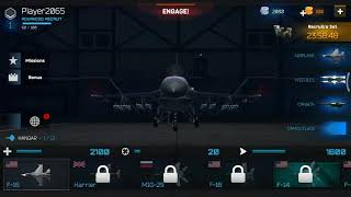 JET FIGHTER ANDROID GAMES