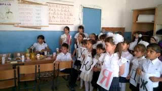 Школьный праздник в 1 классе