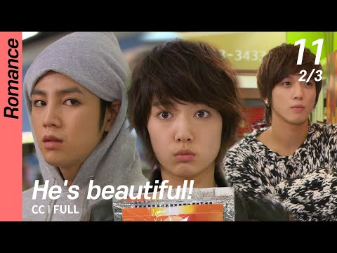 [CC/FULL]  He's beautiful! EP11 (2/3) | 미남이시네요