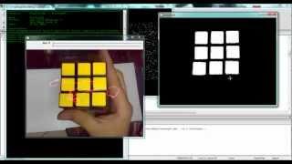 Seguimiento y deteccion de objetos por color y forma con OpenCV