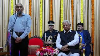 Awards to Meritorious Students of Karnataka by Shri Vajubhai Vala, Hon'ble Governor of Karnataka