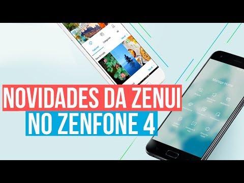 6 Novidades da ZenUI no ASUS ZENFONE 4
