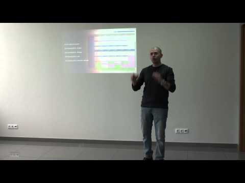 Work-Life Balance, Oleg Konovalov at Delta Learning Open Lecture on 22.03.2014