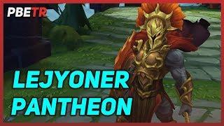 Lejyoner Pantheon 2019 - Kostüm Tanıtımı   League of Legends
