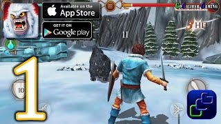 Beast Quest Android iOS Walkthrough - Gameplay Part 1 - Nanook World (NO IAP)