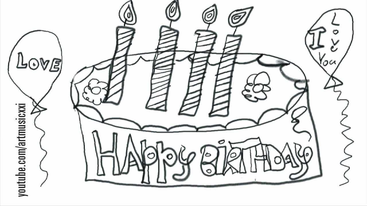 Открытка для дедушки на день рождения нарисовать своими руками