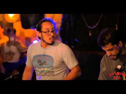 aLr boosh and the boosh kidz live @ Dozen Street Solstice Fest 061815