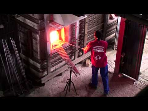 Ngwenya glass  factory (Swaziland)