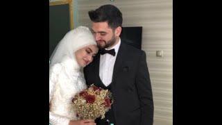 استقبال العروسه التركية لعريسها.....شوفوا الرومانسية والجمال الجزء الثاني|first look