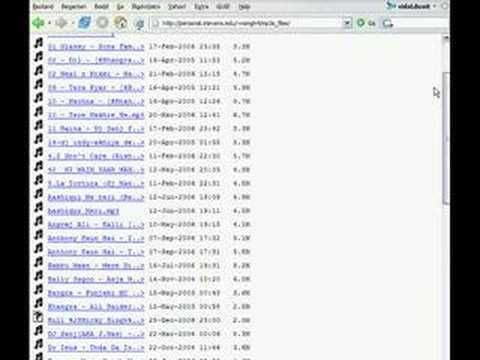 Google Hacking How To: Find Free MP3 Files Tutorial