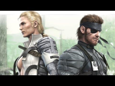 MGS 3 Snake Eater  Pelicula  Completa Full...