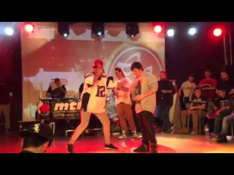 Sultan H VS Yuste 16avos Regional Gold Battle Barcelona 2015 No oficial