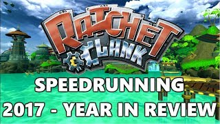 Ratchet and Clank Speedrunning 2017: The Year in Review