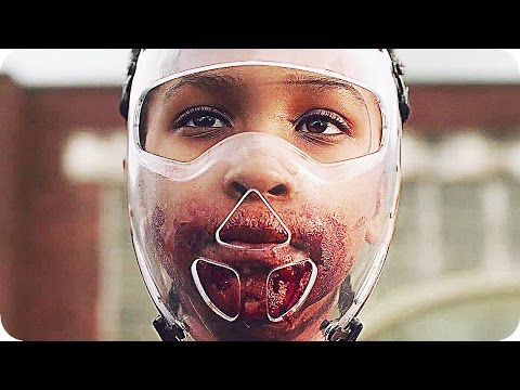 THE GIRL WITH ALL THE GIFTS Movie Trailer (2016) Zombie Novel Adaptation