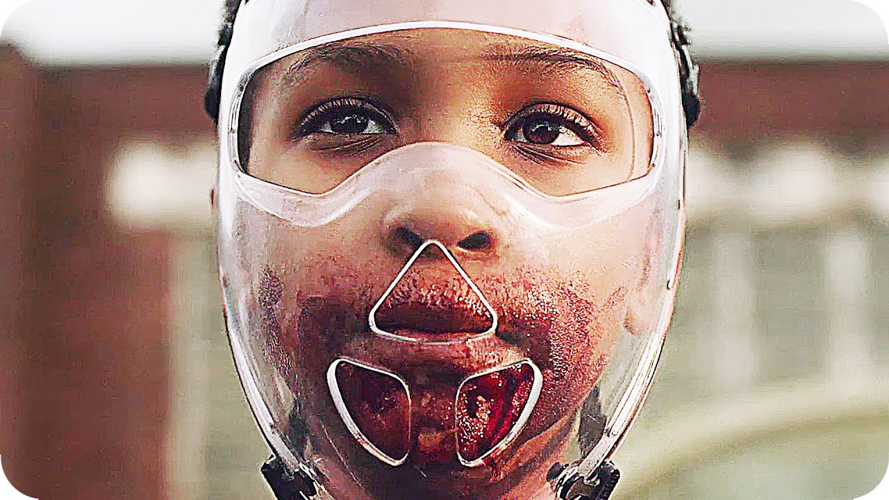 THE GIRL WITH ALL THE GIFTS Movie Trailer (2016) Zombie ...