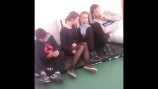 Хотела поцеловать на уроке?!😯