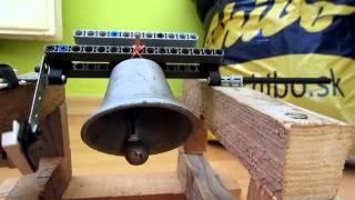 Glocke mit Linear Motor