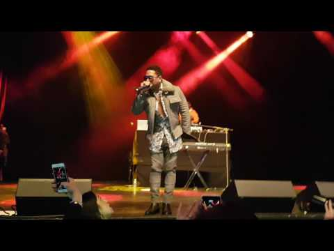 Bobby Valentino tell me - performing live at the o2 02/04/2017