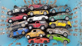 Looking for cars for kids stained with dirt video for kids