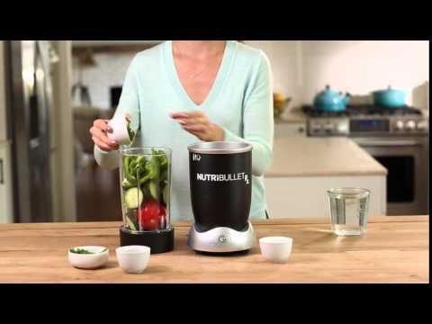 NutriBullet: Spicy Tomato Soup Recipe