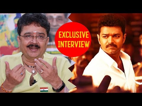 Mersal is a big blockbuster with 300 crore profit - S Ve Sekhar hits back to his controversy