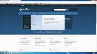 Python Programming Tutorial - 1 - Installing Python
