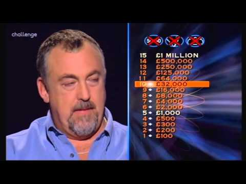 Series 5 Who Wants to be a Millionaire 13th November 1999 v2