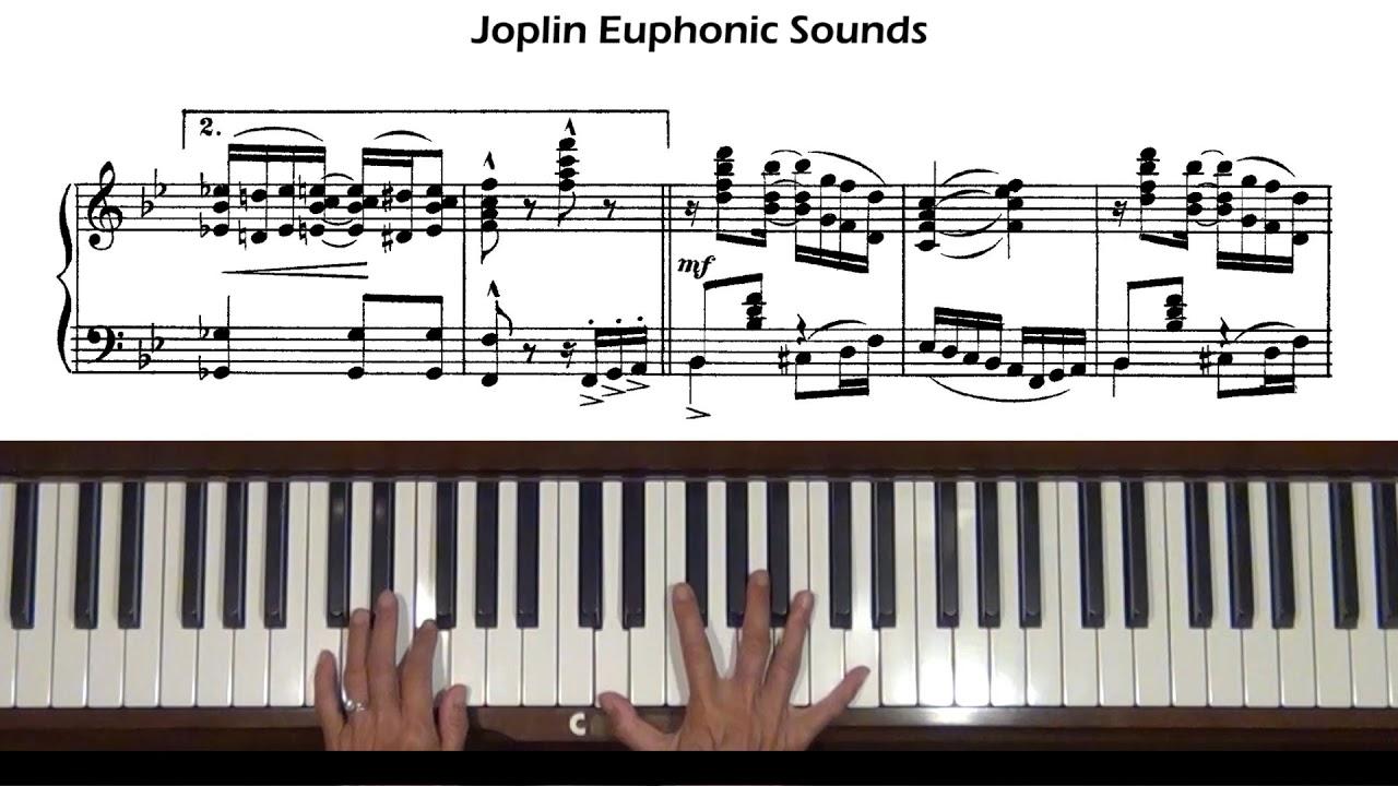 Scott joplin euphonic sounds piano tutorial youtube scott joplin euphonic sounds piano tutorial baditri Image collections