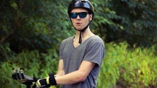 Teamrider Lukas Voigt riding the Jucker Hawaii Hoku