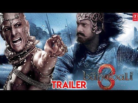 Bahubali 3 Trailer   Prabhas   Tamannaah   Anushka Shetty   Pradeep Rawat   SS Rajamouli