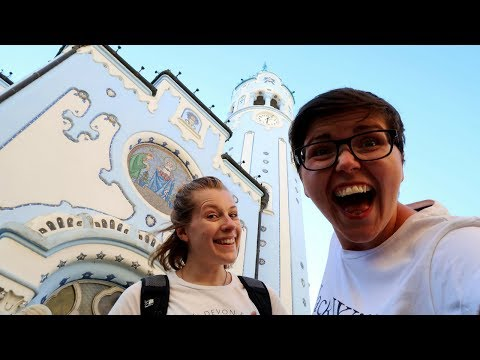 First Impressions Of Bratislava, Slovakia | Is It Worth Visi