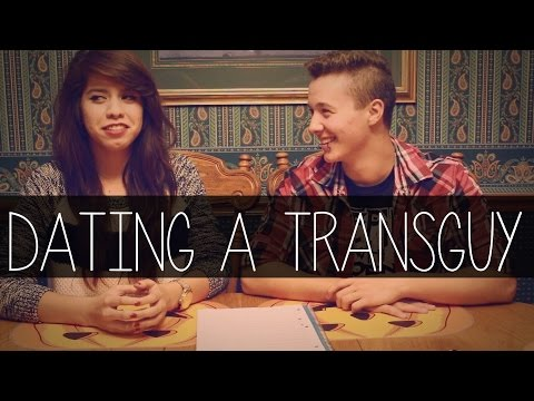 Trans guy dating straight girl