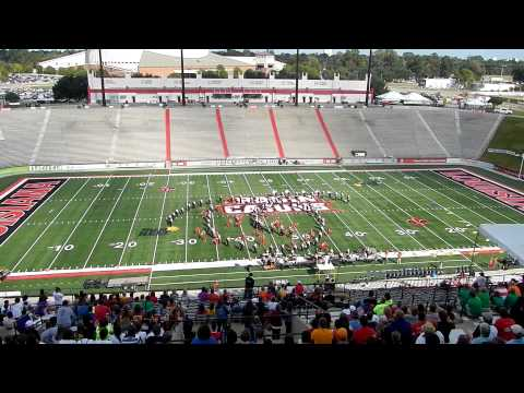 "Catholic High School ""The Way of the Warrior"" - Showcase 2012 Preliminary Performance"