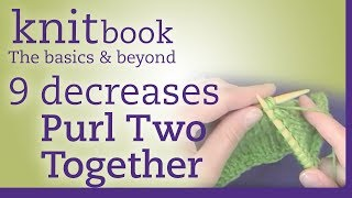 Knitbook: Purl Two Together